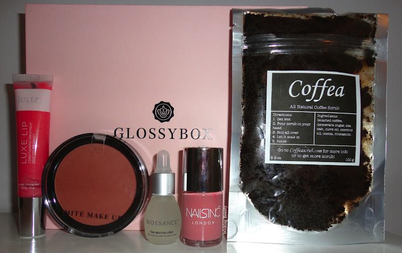 September 2015 Glossybox 2