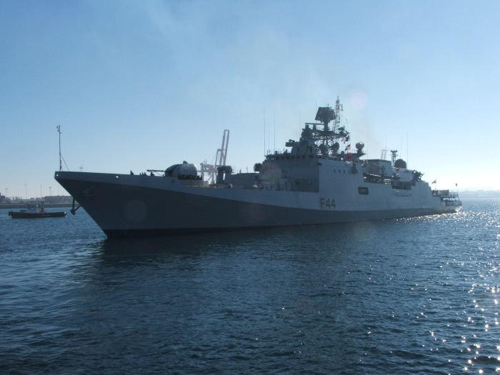INS Tabar - F44 - Missile Frigate - Indian Navy - 02-TN