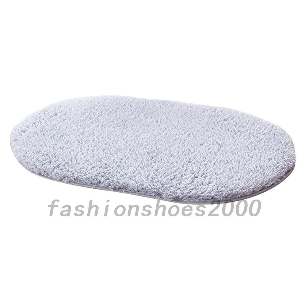 tapis salle de bain rond antid rapante tapis sol tapis pour animaux microfibre ebay. Black Bedroom Furniture Sets. Home Design Ideas