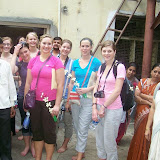 Foreign Students Visited Adamya Chetana 11-08-2013