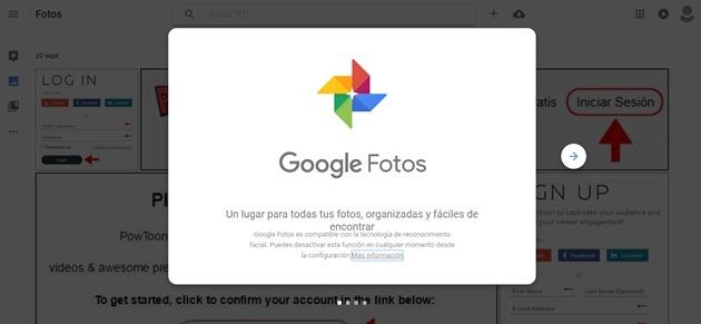 Abrir mi cuenta Google Fotos - 4
