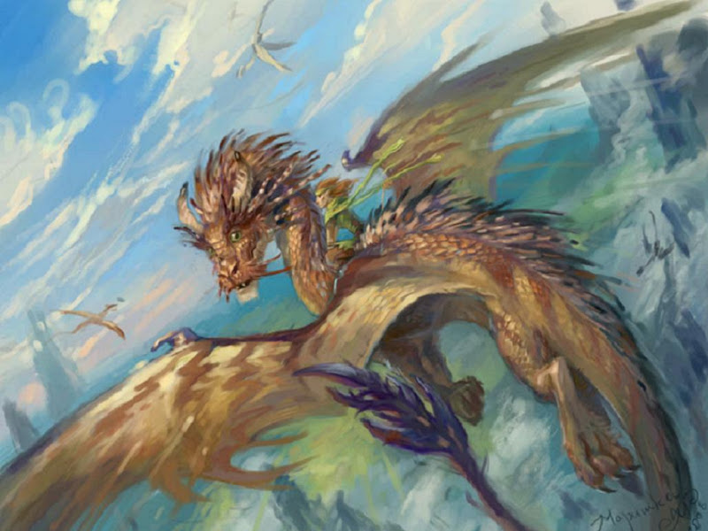 Mine Of Silent Creature, Dragons 3