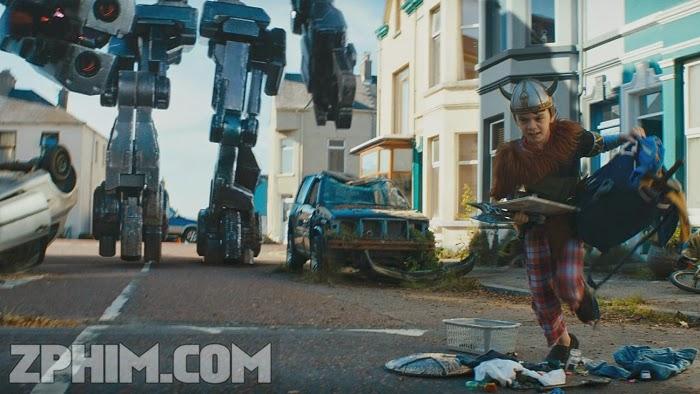 Ảnh trong phim Đế Chế Robot - Robot Overlords 2