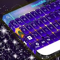 Keyboard Violet icon