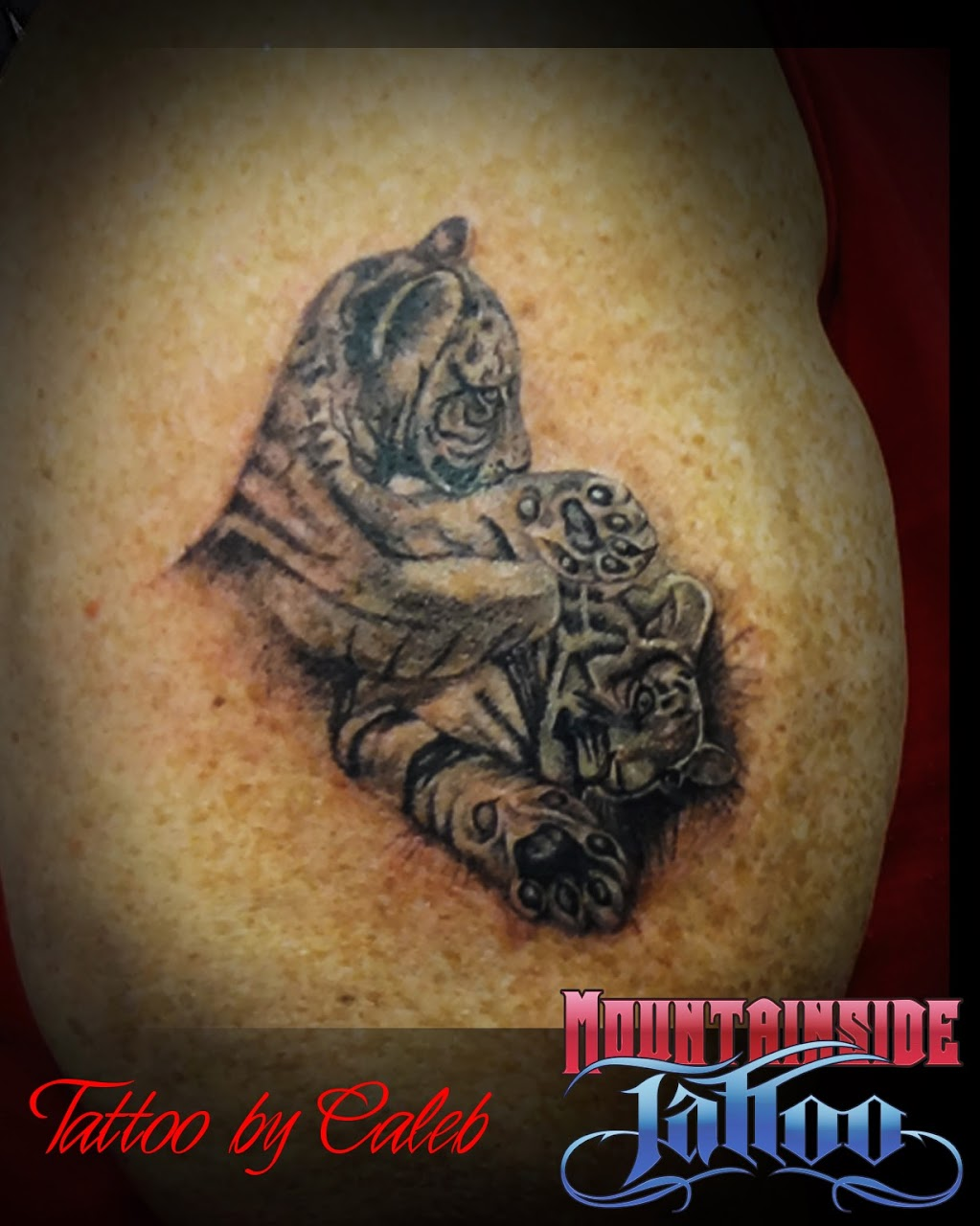 Mountainside tattoo and piercing b w tattoos for Tattoo removal nj