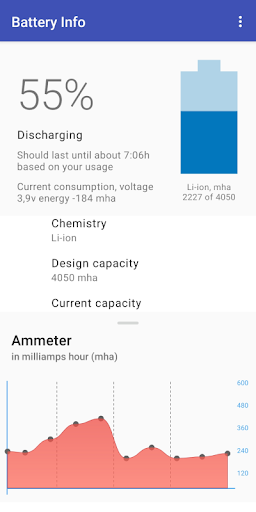 Ampere Battery Info screenshot 3