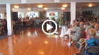 VIDEO of the Seaford Yacht Club hula girls.  Little Brown Gal