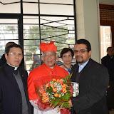 Liên tu sỹ Việt Nam tại Rôma Mừng Tân Hồng y Phêrô