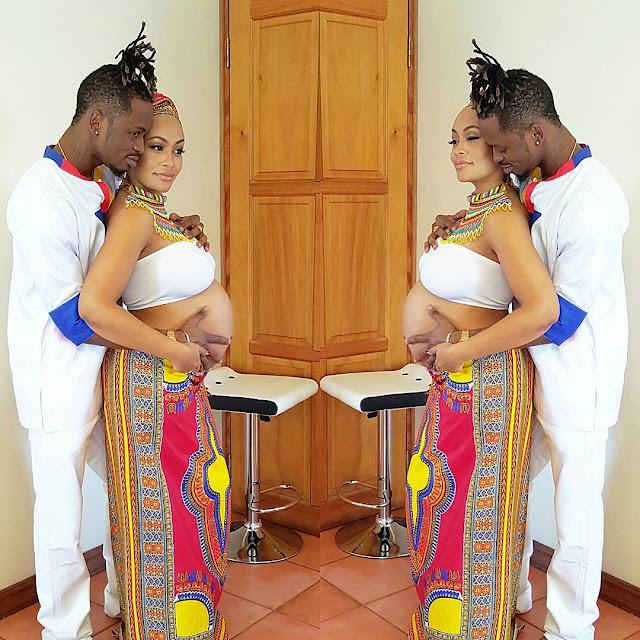 Diamond Platnumz And Wife Welcome Second Child! [PHOTO]