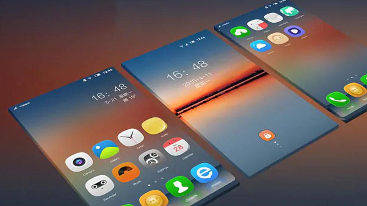 Tema Xiaomi tembus semua aplikasi