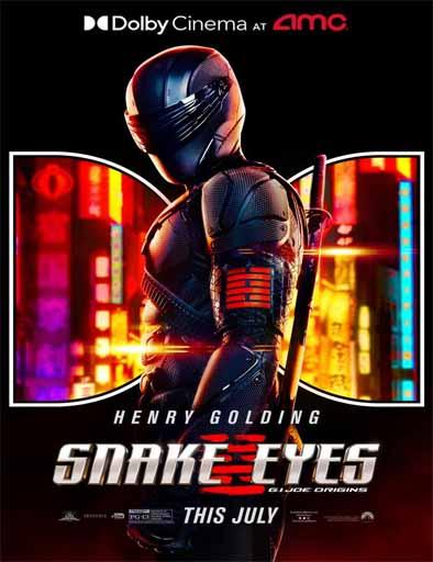 Ver Descargar Snake Eyes G I Joe Origins 2021 Mediafire Mega Descargasok Nu