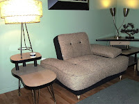 50's style living room furniture