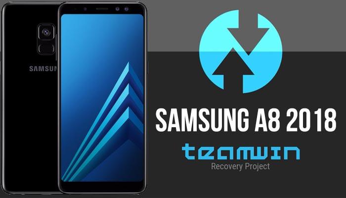 Download + Cara Install TWRP Samsung Galaxy A8 2018 (SM-A530F)