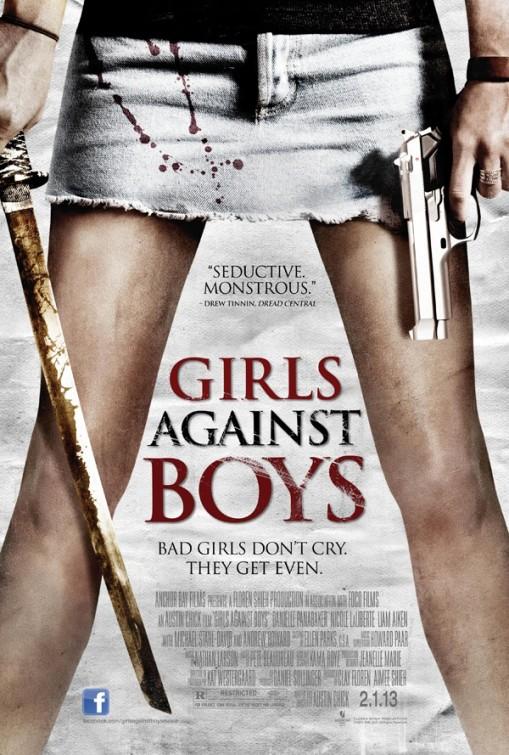 Trả Thù Đàn Ông - Girls Against Boys (2012)