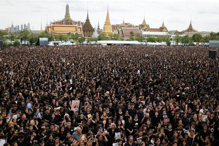 Tin tức Phật giáo thế giới - Người Áo Lam