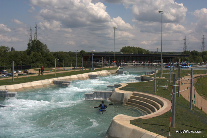 Lee Valley Olympic Course