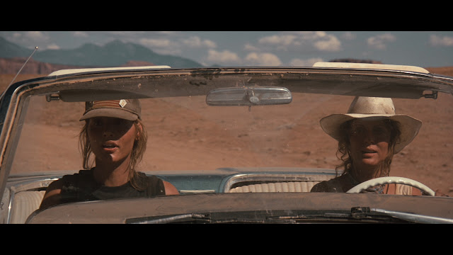 an analysis of the movie thelma and louise Thelma & louise (1991) was a historically significant film for feminists in multiple ways as a response to what susan faludi discusses as the anti-feminist backlash of the 1980s, thelma & louise features feminist content and production context specifically, thelma & louise exemplifies american .