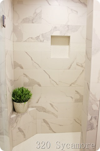 shower tile patterns