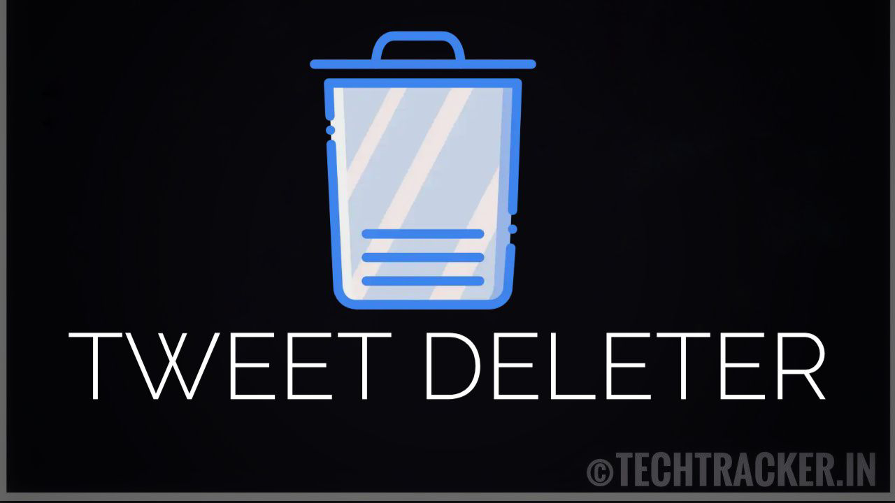 Tweet Deleter - How to delete all of your twitter at once.