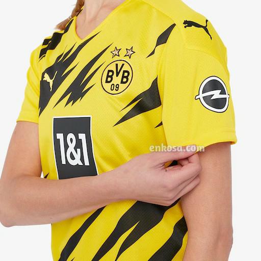 Jual Jersey Wanita Borrusia Dortmund Home 2020/2021