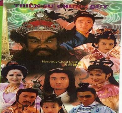 Thiên Sư Chung Quỳ 1