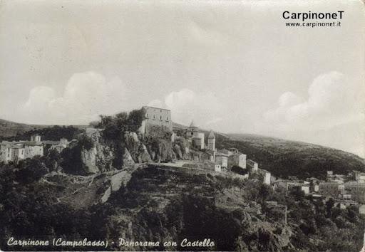 Panorama dalla Fontanella