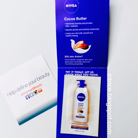 Nivea Cocoa Butter Body Lotion  - Photo Credit: intrice.blogspot.com