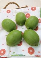 綠檸檬造型蛋糕