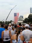 The giant flag!