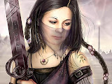 Lady On War