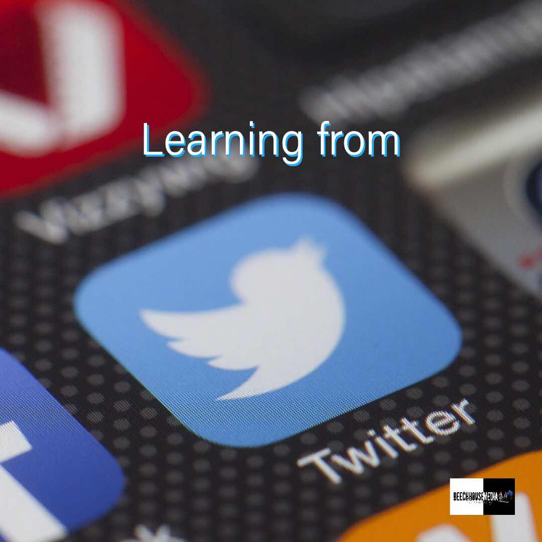 learning from twitter