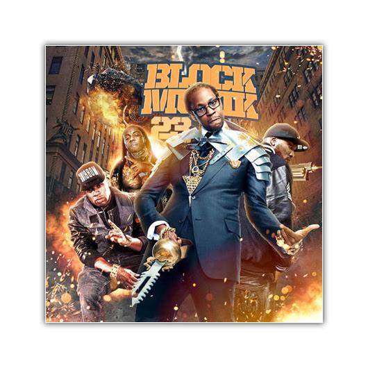 VA – Block Muzik 23 (29-06-2013) FS,RG,BS
