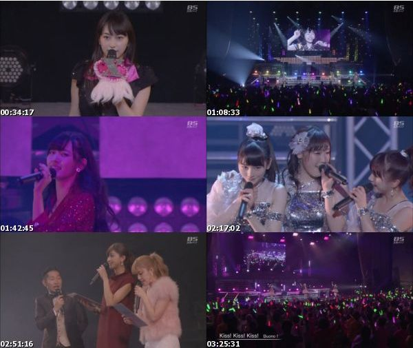 [TV-Variety] ハロー!プロジェクト – Hello! Project COUNTDOWN PARTY 2015 ~GOOD BYE & HELLO!~ (BS-Sky! 2016.02.1…