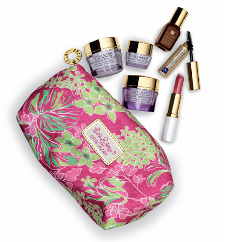 Estee Lauder Lilly Pulitzer Luscious Gift Set For Spring 2013