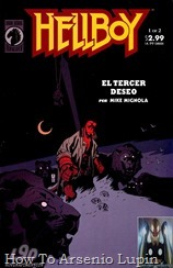 Hellboy - The Third Wish - 001