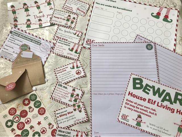 elf-for-christmas-reward-kit