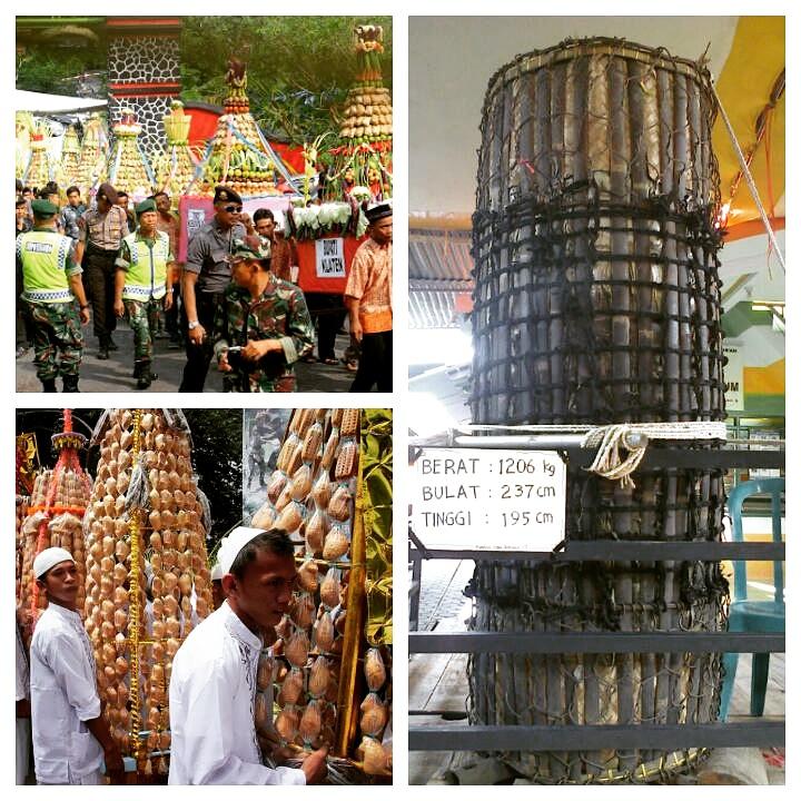 Tradisi 'Bodo Kupat' (Lebaran Ketupat)