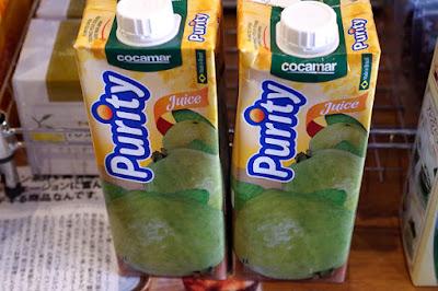 おすすめ商品:ジュース ピュリティ グァバ