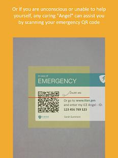 天使救援 iCE - Emergency Alert SOS (Mainland China) for PC-Windows 7,8,10 and Mac apk screenshot 8