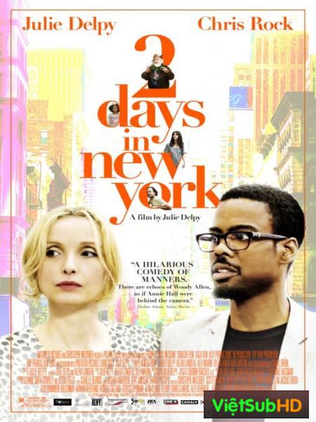 2 Ngày Ở New York