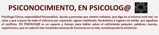 PSICONOCIMIENTO, EN PSICOLOG@