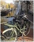 Амстердам. Велосипеды