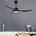 Ecoluxe Luxury and Modern Ceiling Fan