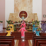 Kết thúc Tháng Hoa Dâng Mẹ Maria năm 2016