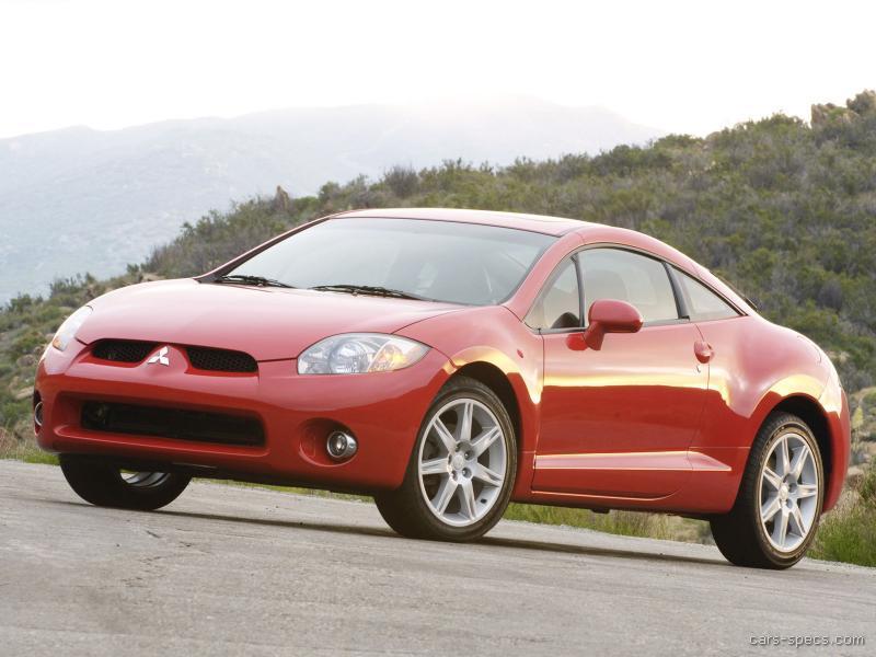 2007 mitsubishi eclipse gt horsepower