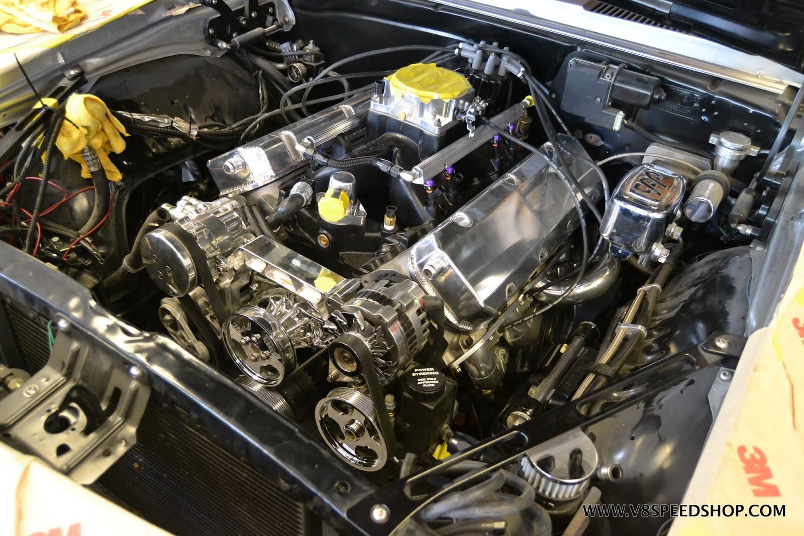 """700 HP 1969 Camaro 540 BBC """"Do-Under"""" Gets All New Underpinnings At V8 Speed & Resto"""