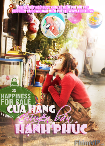 Cửa Hàng Bán Hạnh Phúc - Happiness For Sale poster