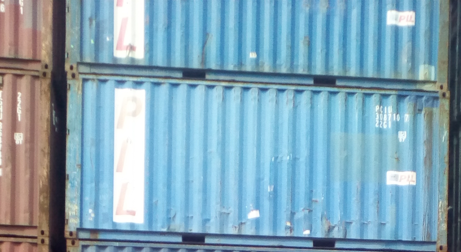 Jual Kontainer Bekas Murah Jakarta Utara - Harga Container