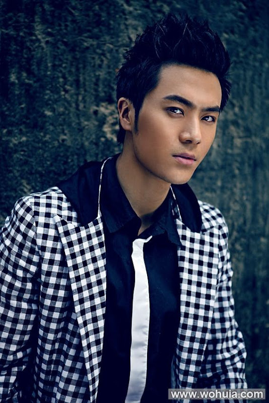 Mao Zijun China Actor