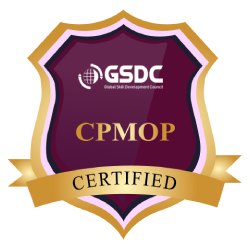 Certification Badge for PMO Professional